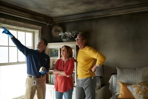 What is fire restoration methods are helpful